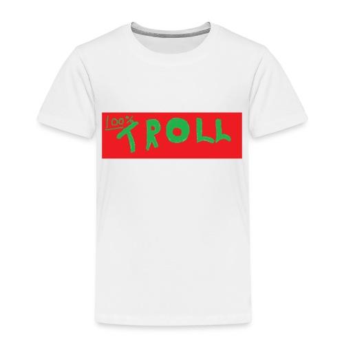 100% Troll - Kids' Premium T-Shirt