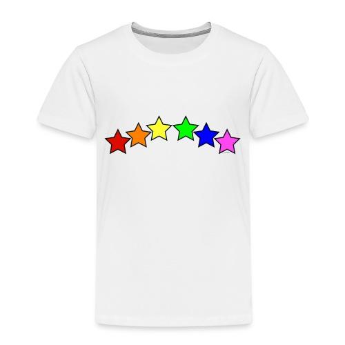 GAY STARS - Kinderen Premium T-shirt