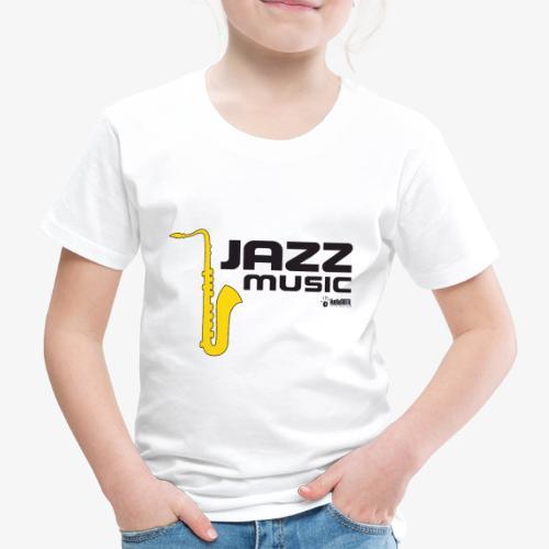 Jazz 002 - Camiseta premium niño