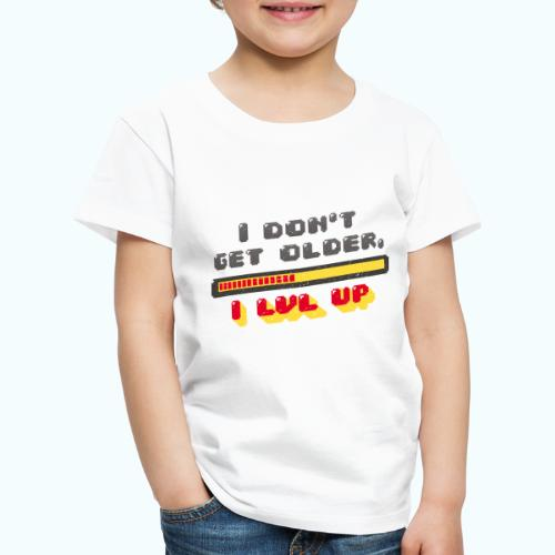 Gamer Spruch - Kids' Premium T-Shirt