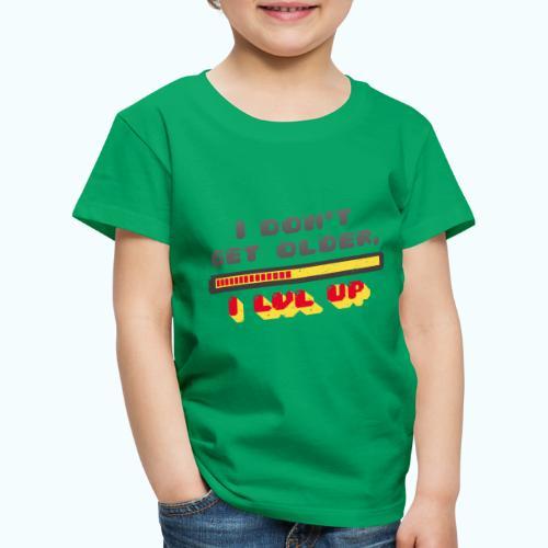 Gamer Spruch - Kids' Premium T-Shirt