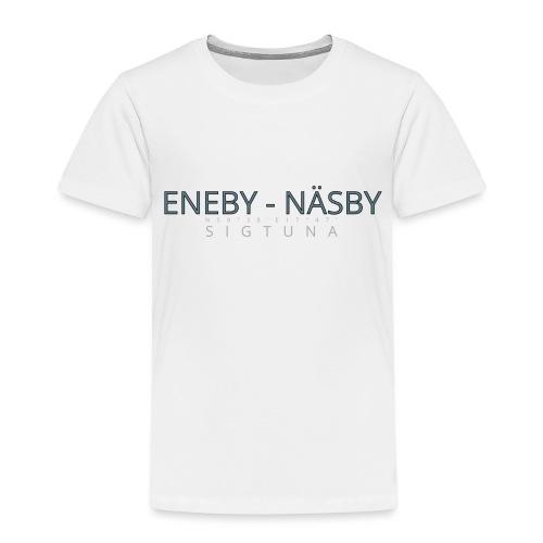Eneby-Näsby Sigtuna - Premium-T-shirt barn