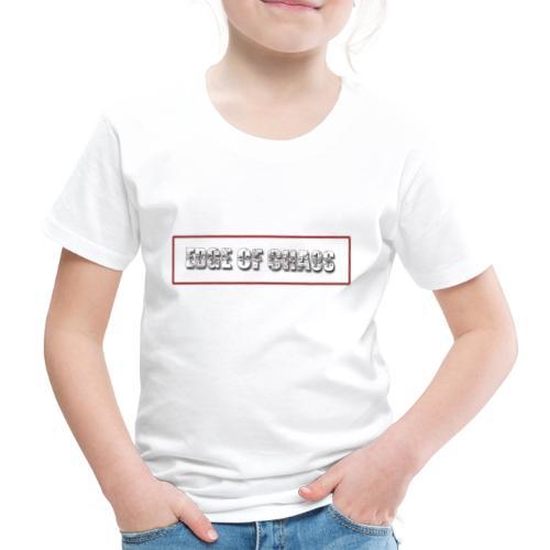 Edge of Chaos - Premium-T-shirt barn