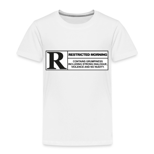 rated cup png - Kinder Premium T-Shirt