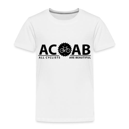 ACAB ALL CYCLISTS - Kinder Premium T-Shirt