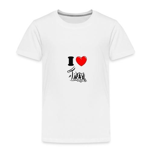 Tee Shirt TiraX - T-shirt Premium Enfant