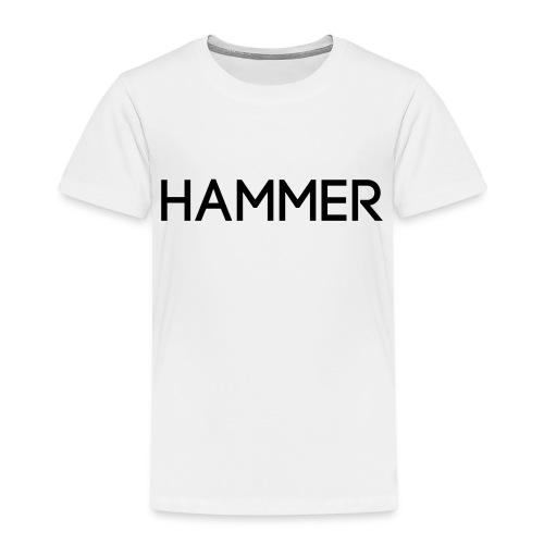 HAMMER - Kinder Premium T-Shirt