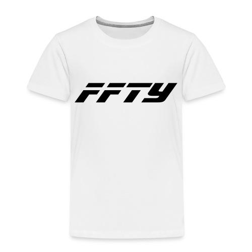 FFTY Schriftzug - Kinder Premium T-Shirt