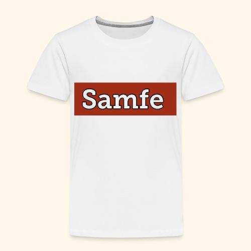 Samfe - Premium-T-shirt barn