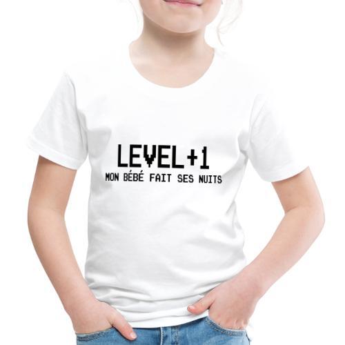 Level+1 Bebe Nuits - T-shirt Premium Enfant