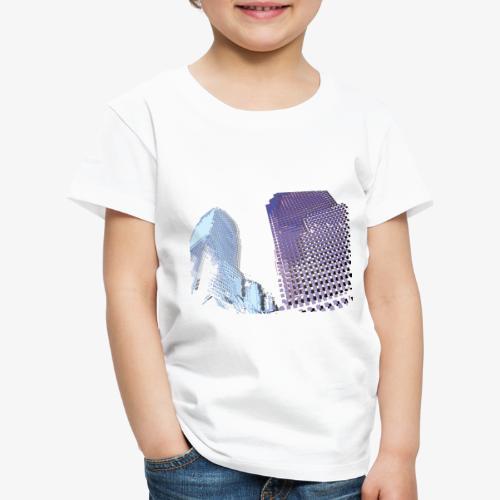Landscape blu - Maglietta Premium per bambini