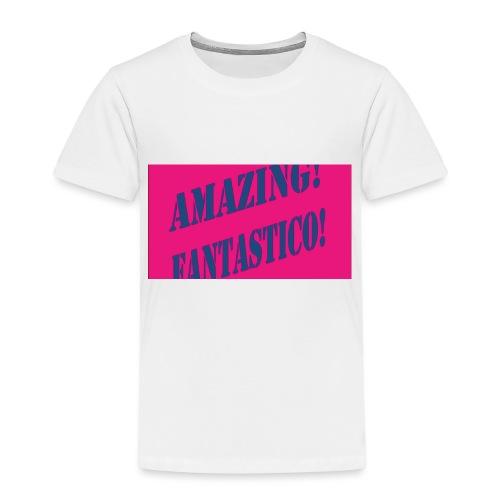 fantástico - Kids' Premium T-Shirt