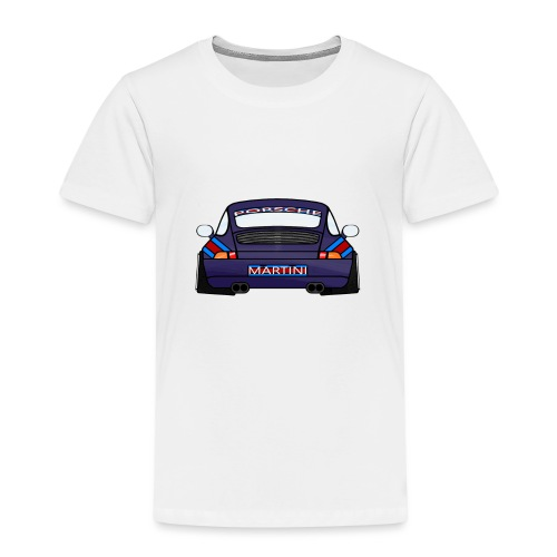 Magenta maritini Sports Car - Kids' Premium T-Shirt