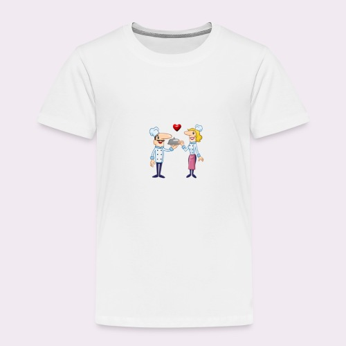 cheffs - Camiseta premium niño