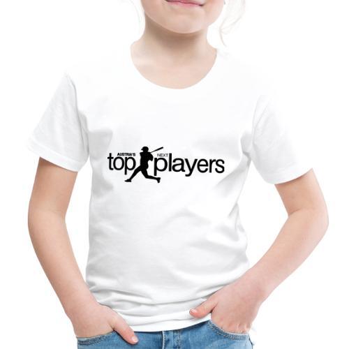 top players 330x101mm - Kinder Premium T-Shirt