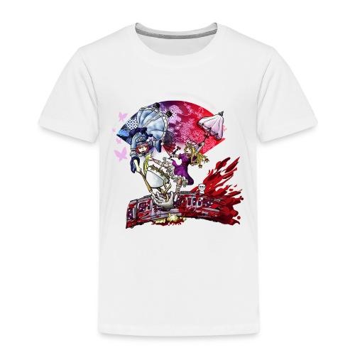 Karaté à mort - T-shirt Premium Enfant