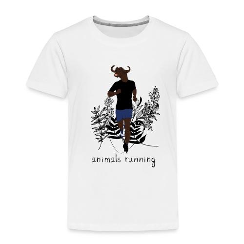 Buffle running - T-shirt Premium Enfant