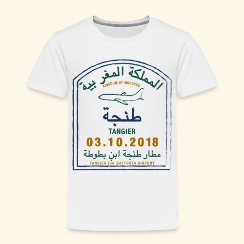 Tanger - T-shirt Premium Enfant