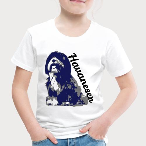 havaneser - Kinder Premium T-Shirt