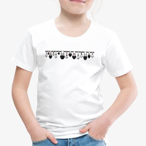 Glockenstolz - Kinder Premium T-Shirt