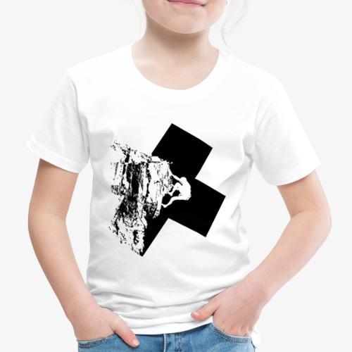 Escalada en roca - Kids' Premium T-Shirt