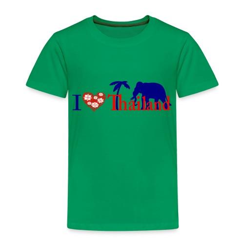 I love Thailand - Kids' Premium T-Shirt