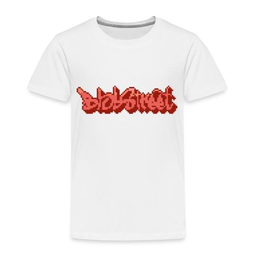 BlobStreet Name - T-shirt Premium Enfant