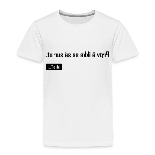 Motiv No 3 - Kids' Premium T-Shirt