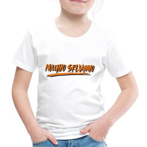 Mucchio Selvaggio 2016 Dirty Orange - Maglietta Premium per bambini