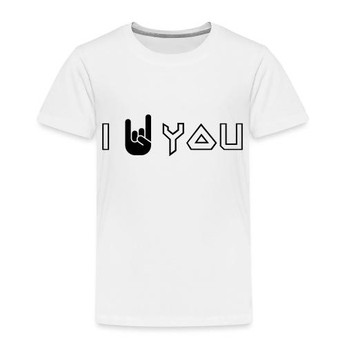 i rock vous - T-shirt Premium Enfant