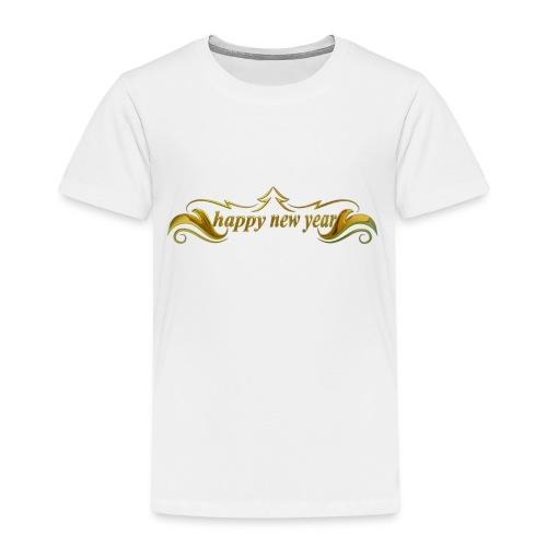 Happy New Year ! - Kinder Premium T-Shirt