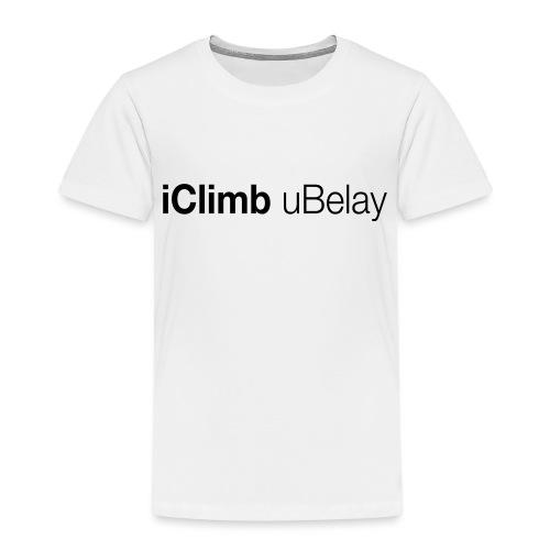 FP iClimb - Kids' Premium T-Shirt