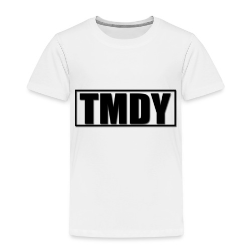 TMDY White Shirt(Teenage size) - Kids' Premium T-Shirt