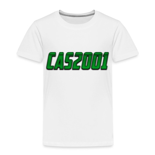 cas2001 - Kinderen Premium T-shirt