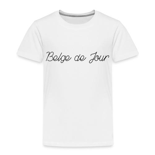 Belge de jour - T-shirt Premium Enfant