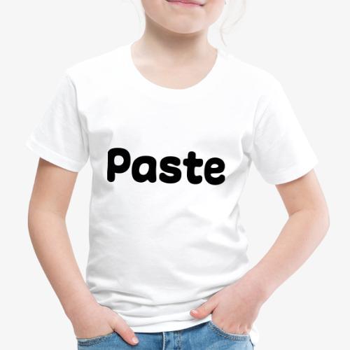 copy-paste-02 - Kids' Premium T-Shirt