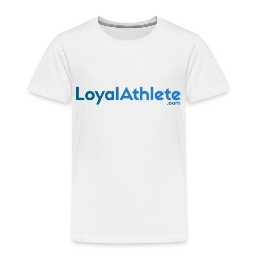 Loyal athlete banner - Kids' Premium T-Shirt
