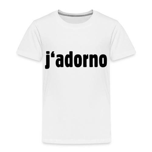 j'adorno - Kinder Premium T-Shirt