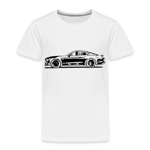 Vektor - Kinder Premium T-Shirt