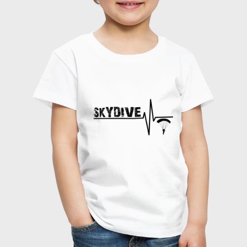 Skydive Pulse - Kinder Premium T-Shirt