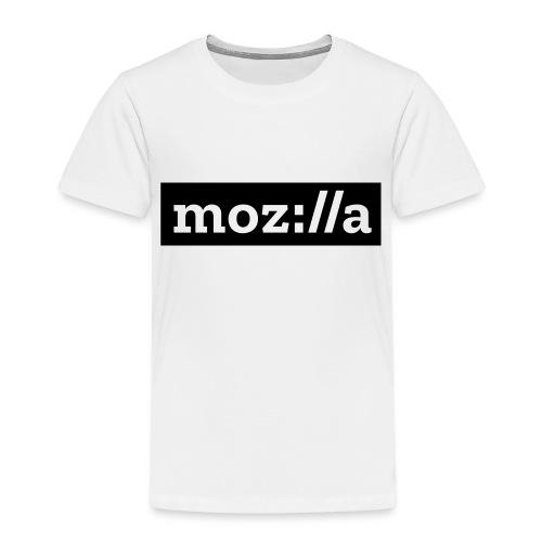 mozilla logo - Kids' Premium T-Shirt