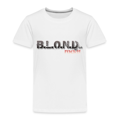 Logo 7000px png - Kinder Premium T-Shirt