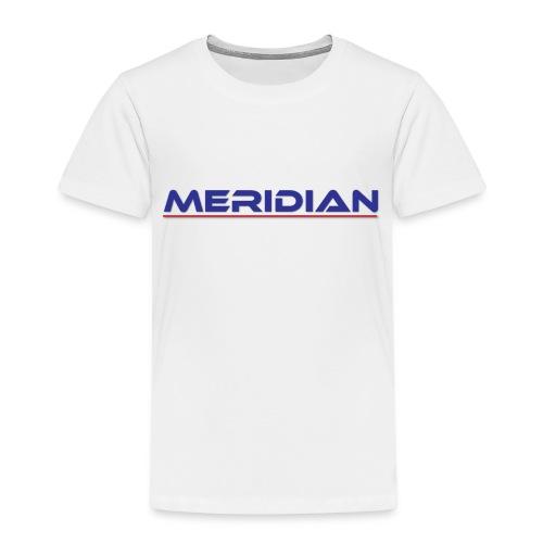 Meridian - Maglietta Premium per bambini