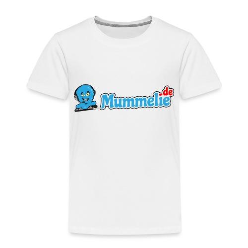 blau komplett nebeneinander - Kinder Premium T-Shirt