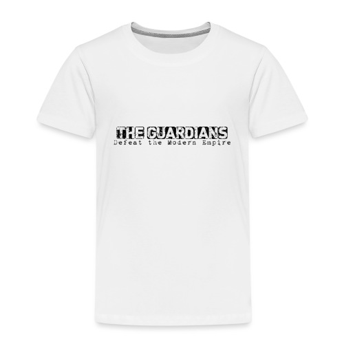 The Guardains Black - Kids' Premium T-Shirt