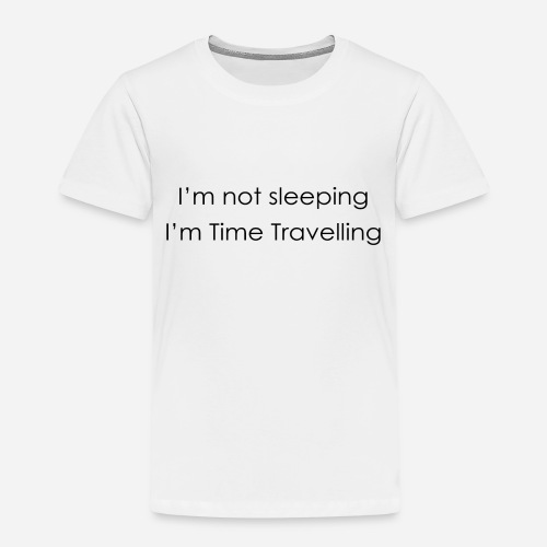 Time Travelling - Kids' Premium T-Shirt