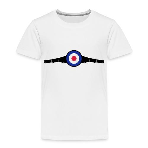 Lenkkopf Target - Kinder Premium T-Shirt