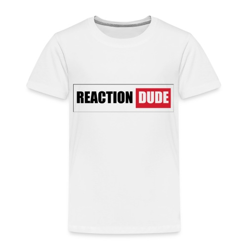 ReactionDude Gear - T-shirt Premium Enfant