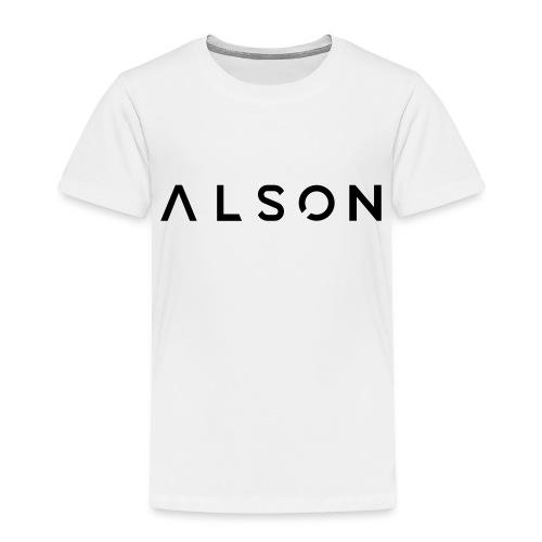 alson logo - Kinderen Premium T-shirt