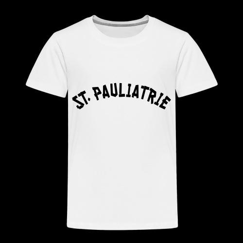St. Pauliatrie Bogen - Kinder Premium T-Shirt